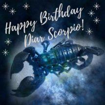 уникальнвая картинка для скорпиона